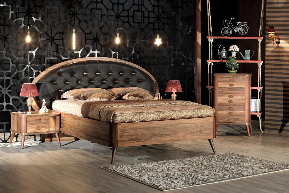 سرویس اتاق خواب دو نفره آکاژو|مبل خاورمیانه شیراز